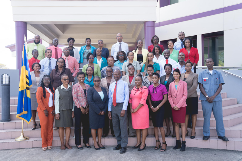 Barbados Audit Office Staff